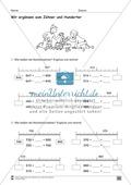 Übungen für den Zahlenraum bis 1000: Arbeitsblätter Thumbnail 25