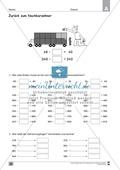 Übungen für den Zahlenraum bis 1000: Arbeitsblätter Thumbnail 28
