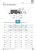 Übungen für den Zahlenraum bis 1000: Arbeitsblätter Thumbnail 29