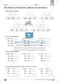 Übungen für den Zahlenraum bis 1000: Arbeitsblätter Thumbnail 38