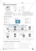 Übungen für den Zahlenraum bis 1000: Arbeitsblätter Thumbnail 39