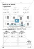 Übungen für den Zahlenraum bis 1000: Arbeitsblätter Thumbnail 40