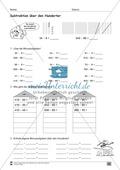 Übungen für den Zahlenraum bis 1000: Arbeitsblätter Thumbnail 41