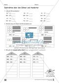 Übungen für den Zahlenraum bis 1000: Arbeitsblätter Thumbnail 42