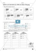 Übungen für den Zahlenraum bis 1000: Arbeitsblätter Thumbnail 43