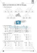 Übungen für den Zahlenraum bis 1000: Arbeitsblätter Thumbnail 46