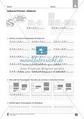 Übungen für den Zahlenraum bis 1000: Arbeitsblätter Thumbnail 47