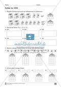 Übungen für den Zahlenraum bis 1000: Arbeitsblätter Thumbnail 3