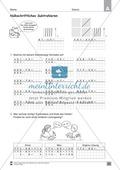 Übungen für den Zahlenraum bis 1000: Arbeitsblätter Thumbnail 49