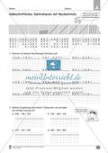 Übungen für den Zahlenraum bis 1000: Arbeitsblätter Thumbnail 55