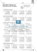 Übungen für den Zahlenraum bis 1000: Arbeitsblätter Thumbnail 58