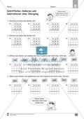 Übungen für den Zahlenraum bis 1000: Arbeitsblätter Thumbnail 61