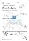 Längen: Millimeter und Zentimeter schätzen Preview 2