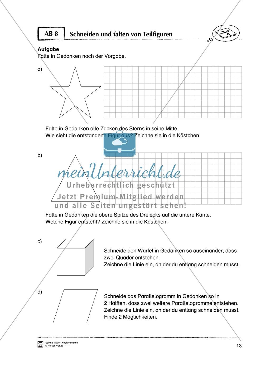 Nett Was Beweist Dass Ein Viereck Ein Parallelogramm Arbeitsblatt ...