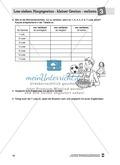 Bildungsstandards im Mathematikunterricht umsetzen: Unterrichtsvorschläge zu Daten + Häufigkeit + Wahrscheinlichkeit Preview 10