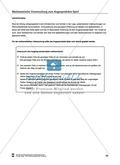 Bildungsstandards im Mathematikunterricht umsetzen: Unterrichtsvorschläge zu Daten + Häufigkeit + Wahrscheinlichkeit Preview 61