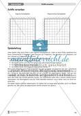 Mathematik, funktionaler Zusammenhang, Raum & Form, Koordinatensystem