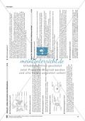 LZK für Klasse 5/6 zum Thema winterschlafende Tiere: Fledermaus und Igel Thumbnail 3