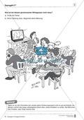 Regeln beim Essen + Beobachtungsbogen Thumbnail 1