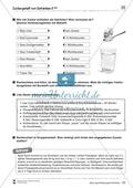 Arbeitsblätter zum Thema Zuckergehalt in Getränken Preview 2