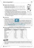 Arbeitsblätter zum Thema Milch und Milchprodukte Preview 2