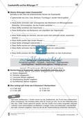 Arbeitsblätter zum Thema Zusatzstoffe Preview 2