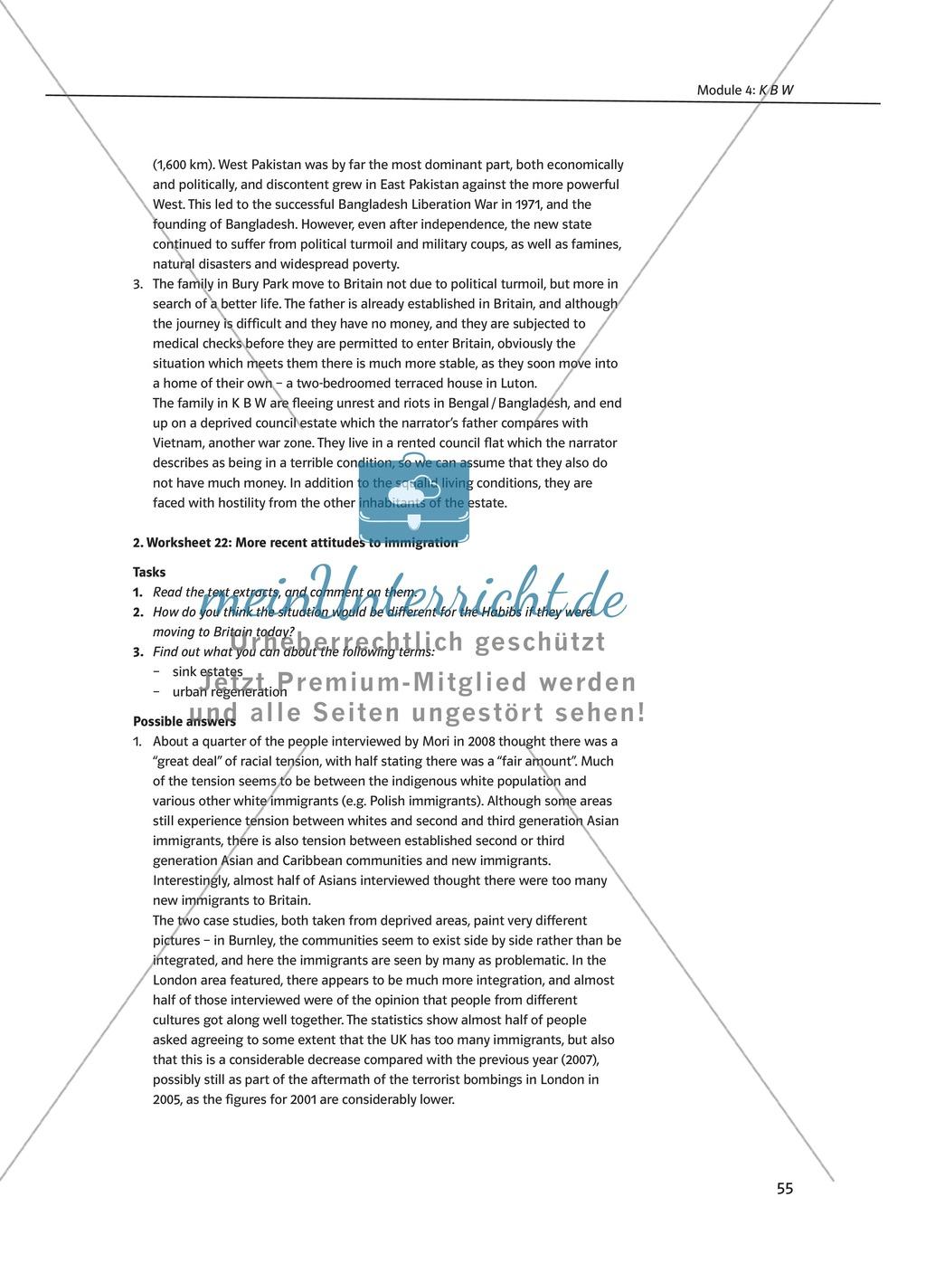 KBW: Zusammenfassung + Aufgaben + Arbeitsblätter Preview 9