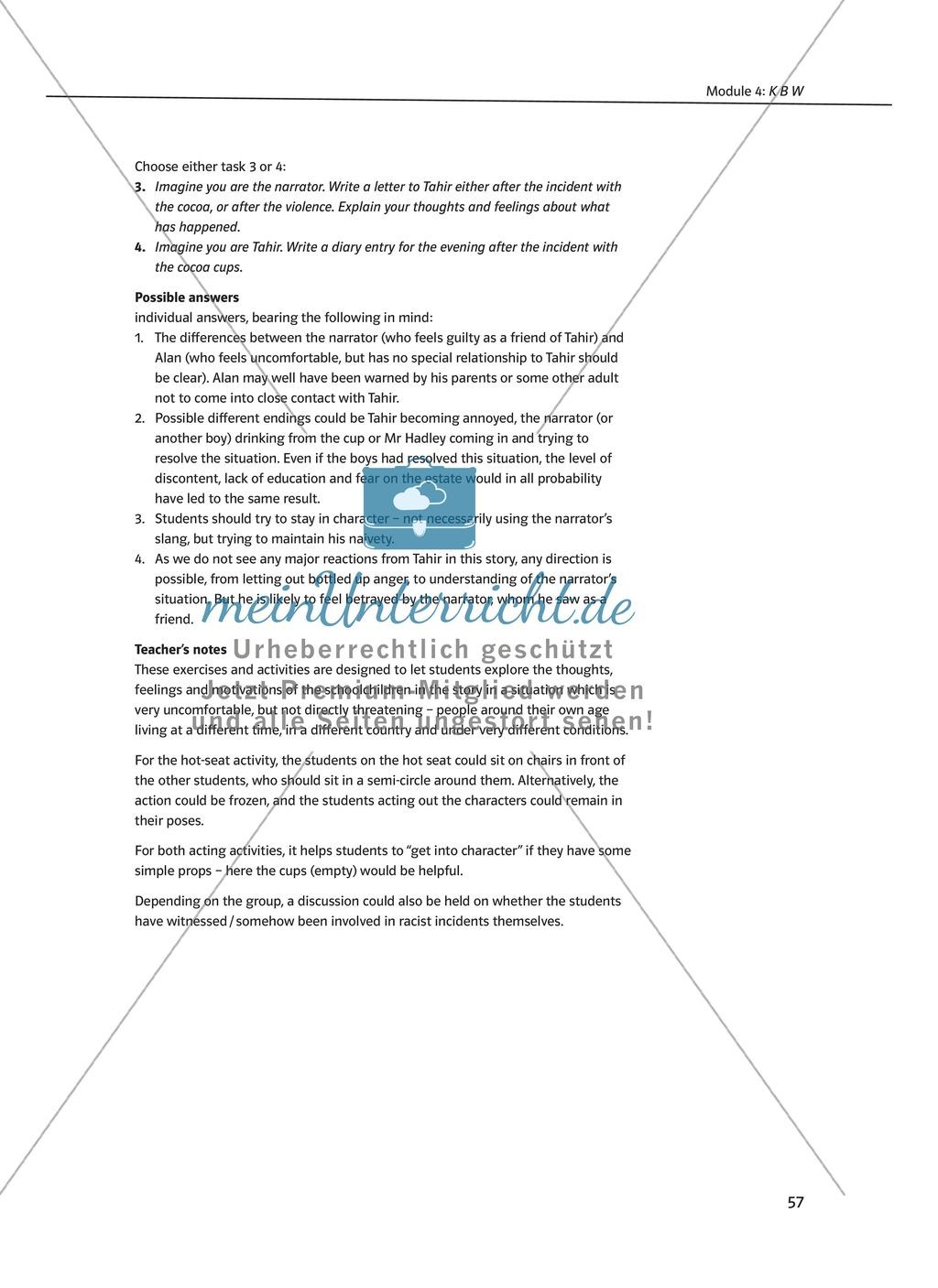 KBW: Zusammenfassung + Aufgaben + Arbeitsblätter Preview 12