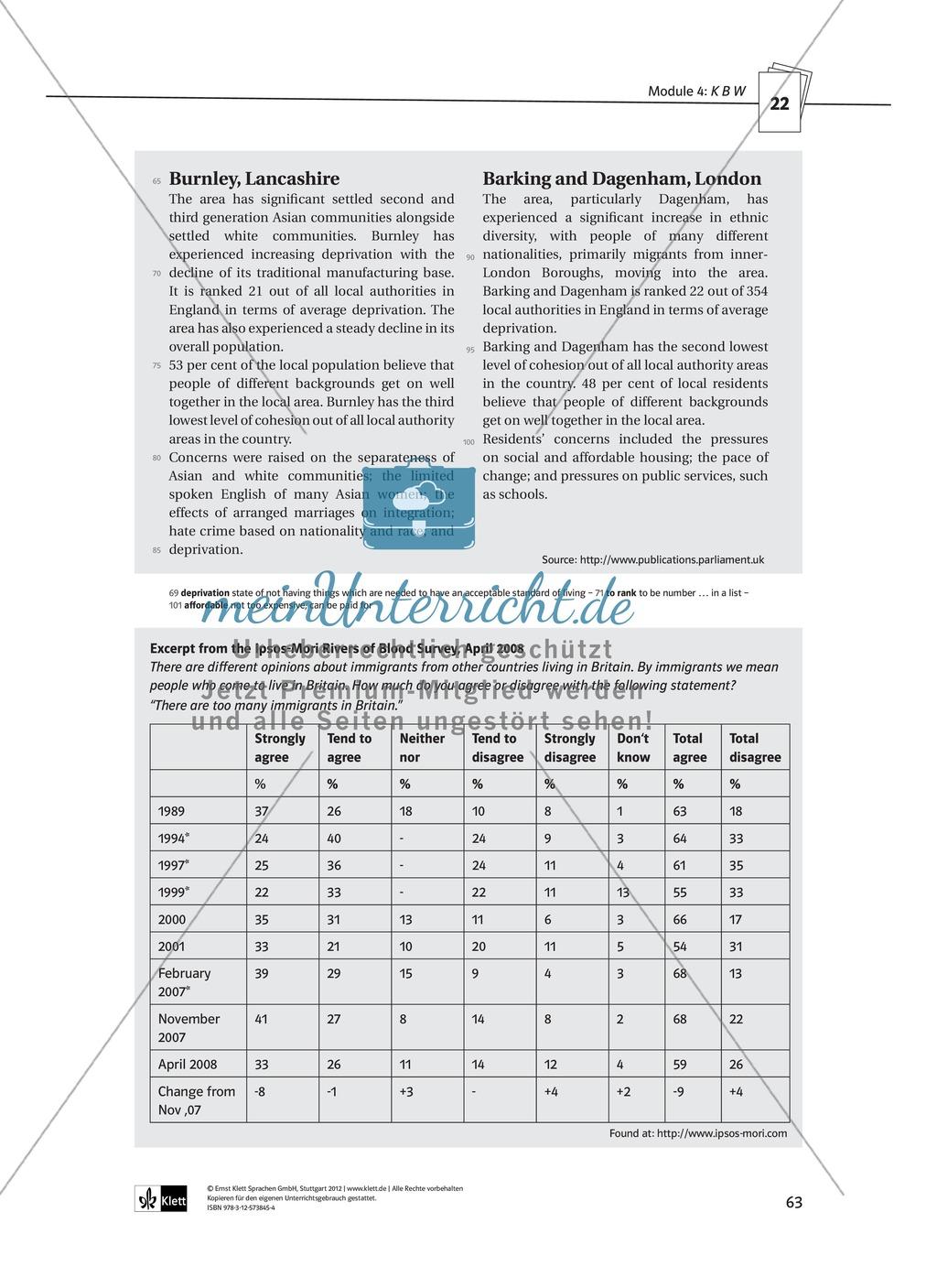 KBW: Zusammenfassung + Aufgaben + Arbeitsblätter Preview 18
