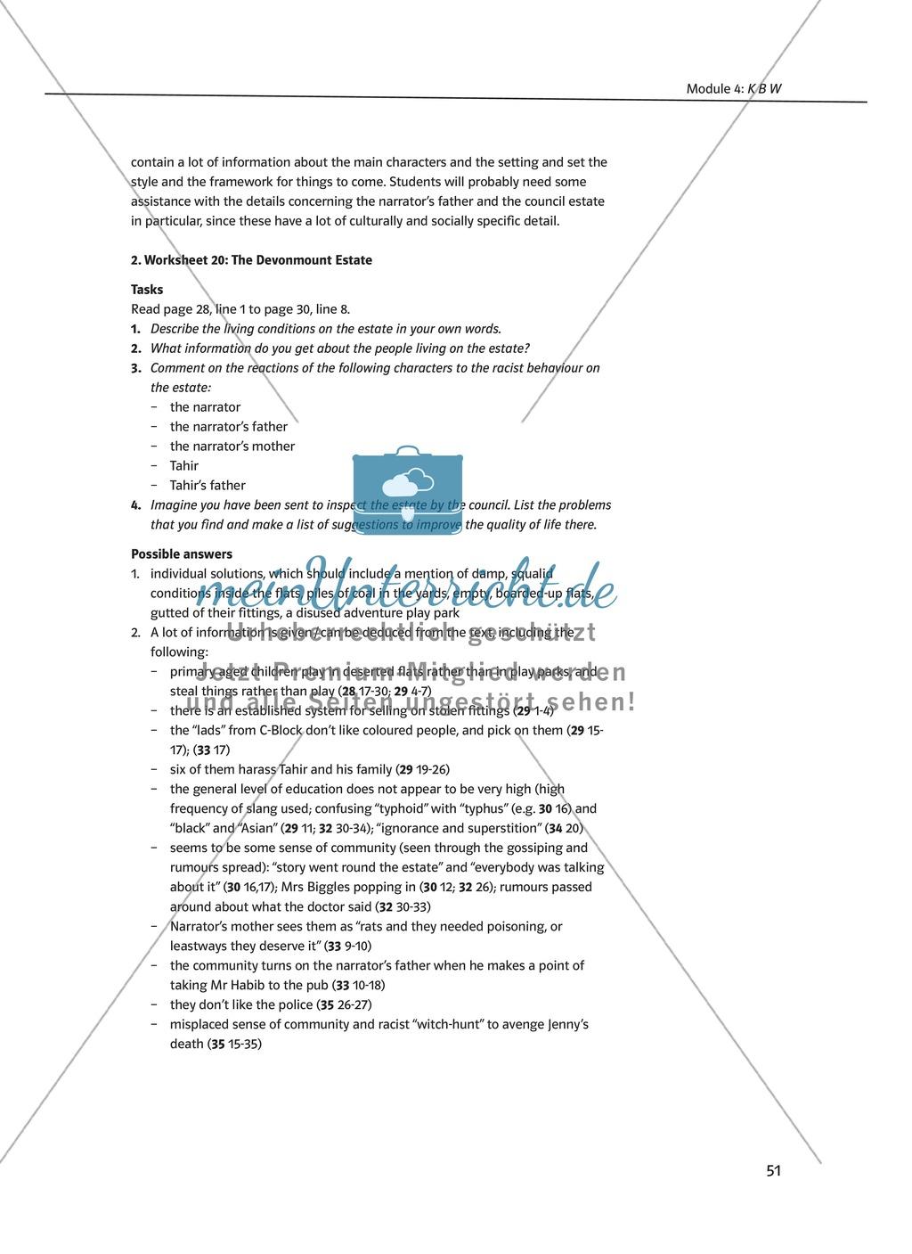 KBW: Zusammenfassung + Aufgaben + Arbeitsblätter Preview 5