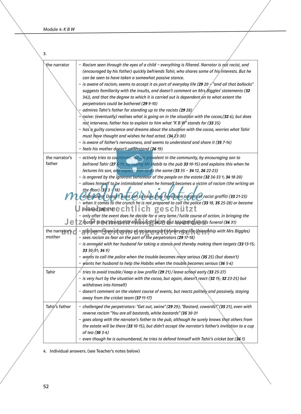 KBW: Zusammenfassung + Aufgaben + Arbeitsblätter Preview 6