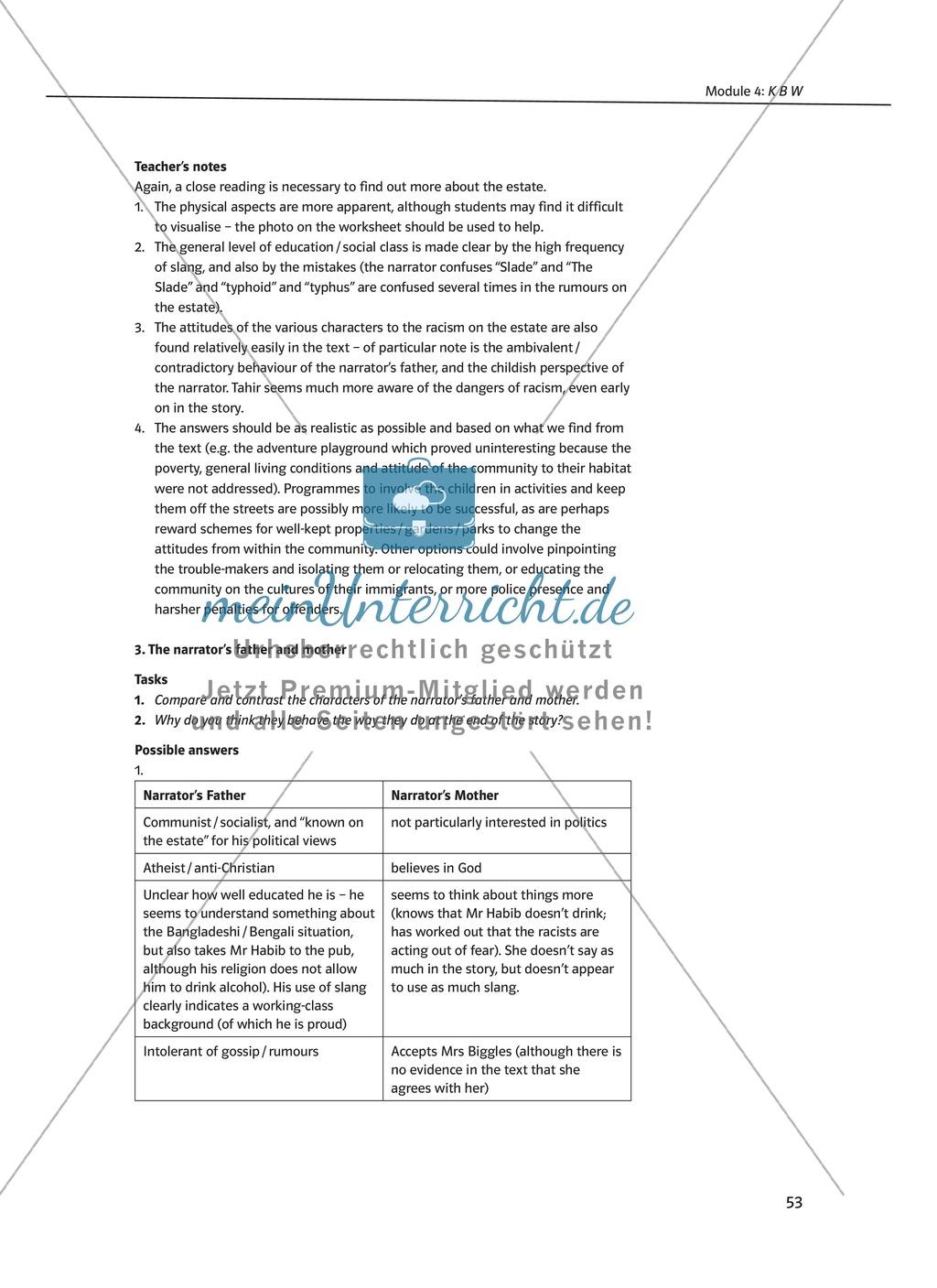 KBW: Zusammenfassung + Aufgaben + Arbeitsblätter Preview 8