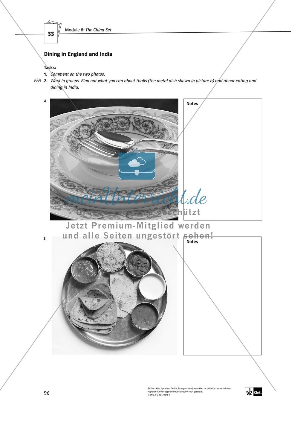 The China Set: Zusammenfassung + Aufgaben + Arbeitsblätter Preview 5