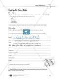 The Poetry Box: Wild Things? Beispiele + Lernziele + Verfahren + Arbeitsblätter Preview 10
