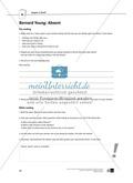 The Poetry Box: Wild Things? Beispiele + Lernziele + Verfahren + Arbeitsblätter Preview 27