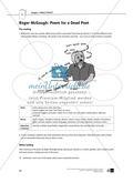 The Poetry Box: Wild Things? Beispiele + Lernziele + Verfahren + Arbeitsblätter Preview 9