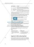 Teaching the Novel in the Classroom: Inhaltszusammenfassung + Kopiervorlagen Preview 10