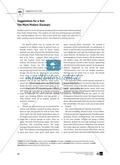Teaching the Novel in the Classroom: Inhaltszusammenfassung + Kopiervorlagen Preview 12