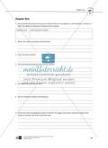 Teaching the Novel in the Classroom: Inhaltszusammenfassung + Kopiervorlagen Preview 19