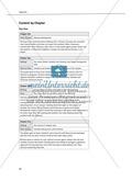 Teaching the Novel in the Classroom: Inhaltszusammenfassung + Kopiervorlagen Preview 28