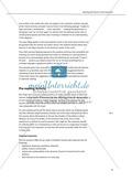 Teaching the Novel in the Classroom: Inhaltszusammenfassung + Kopiervorlagen Preview 5