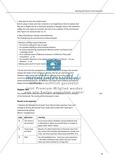 Teaching the Novel in the Classroom: Inhaltszusammenfassung + Kopiervorlagen Preview 7