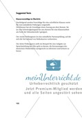 Englisch, Kompetenzen, Literatur, Kommunikative Fertigkeiten, Methodische Kompetenzen, Literaturvermittlung, Sprechen / speaking, Lesen / reading, Textrezeption, pre-, while-, post-reading activities, Schreiben / writing, Sprachkompetenz, Leseverstehen, textverständnis, test