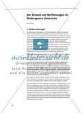 Der Einsatz von Verfilmungen im Shakespeare-Unterricht Preview 1