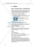 Shakespeare's World - the Elizabethan Age: Themen + Lernziele + Arbeitsblätter + Lösungen Thumbnail 0