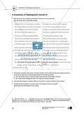 Shakespeare's World - the Elizabethan Age: Themen + Lernziele + Arbeitsblätter + Lösungen Thumbnail 38