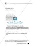 Shakespeare's World - the Elizabethan Age: Themen + Lernziele + Arbeitsblätter + Lösungen Thumbnail 44