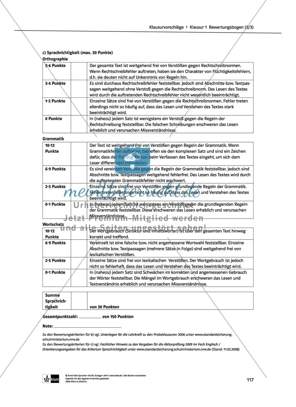 Shakespeare's World - the Elizabethan Age: Themen + Lernziele + Arbeitsblätter + Lösungen Preview 52