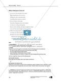 Shakespeare's World - the Elizabethan Age: Themen + Lernziele + Arbeitsblätter + Lösungen Thumbnail 53
