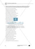 Skills: Analysing Shakespearean Sonnets: Stylistic Devices, Lernziele + Aufgaben + Lösungen Preview 12